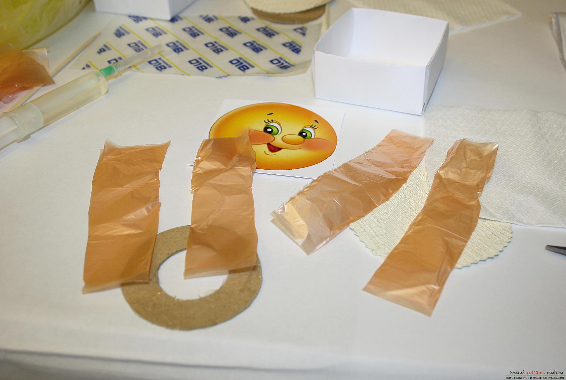 Полиэтиленовые пакеты поделки из них