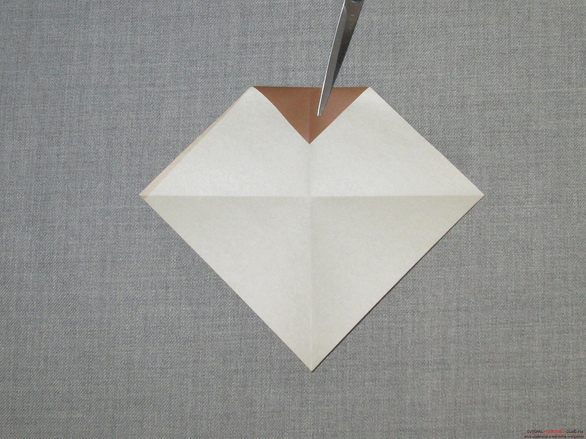Как сделать сову из бумаги своими руками объемную