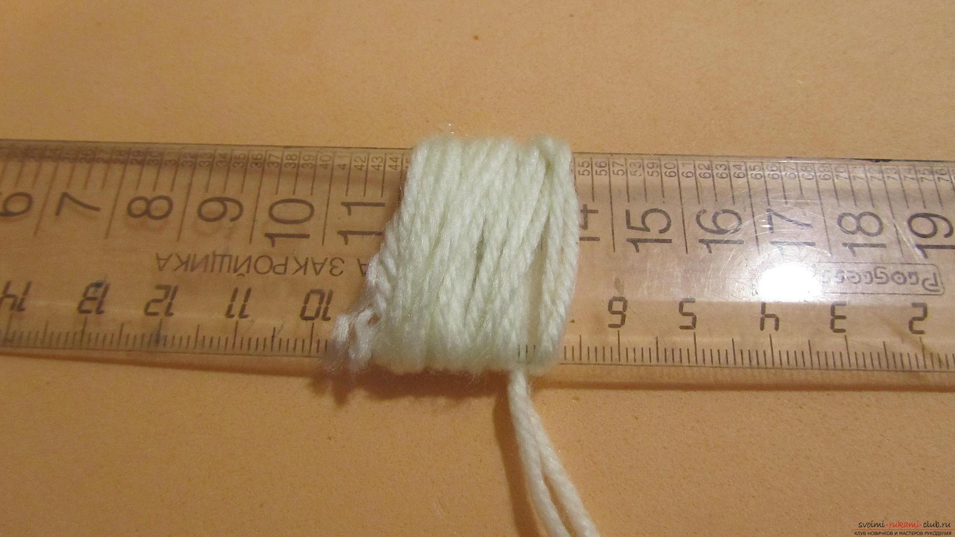 Подробный мастер-класс с фото покажет как вязать самой носки на двух спицах – спиральные носки.. Фото №27