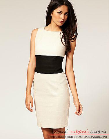 Платье-футляр как особенный выбор: История модели, красивые, шьем самостоятельно