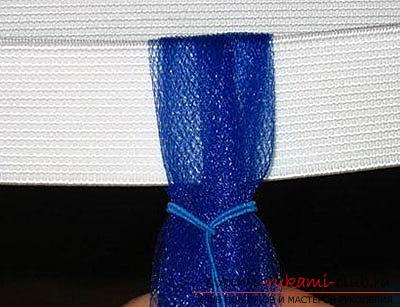 Делаем платье из фатина для девочки на праздник: Волшебное и цветное. Фото №3