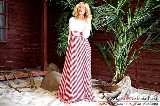 Фотографии легкого платья своими руками и советы, какое легкое платье сшить на вечеринку?. Фото №3