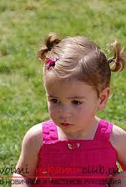 Детские прически своими руками, которые можно выполнить на скорую руку с фото и описанием