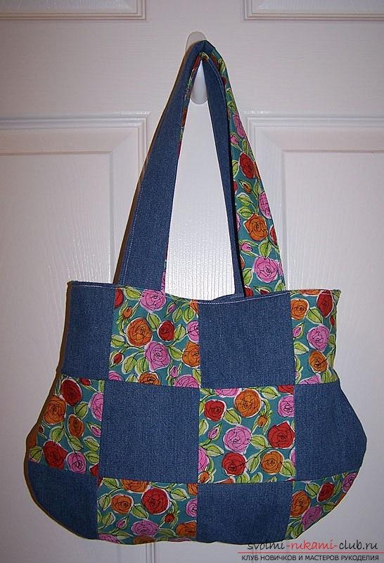 Модная сумка своими руками выкройка