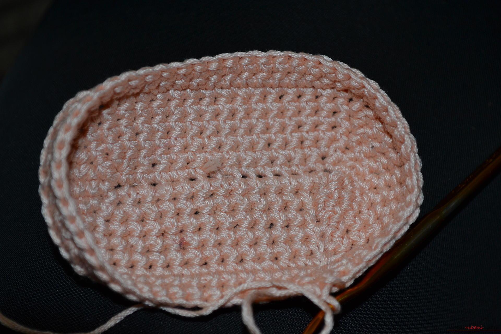 Вязание игрушек из резинок на рогатке
