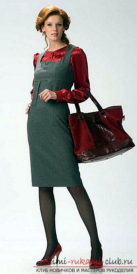 Платье Сарафаны Для Полных Женщин Теплые 25