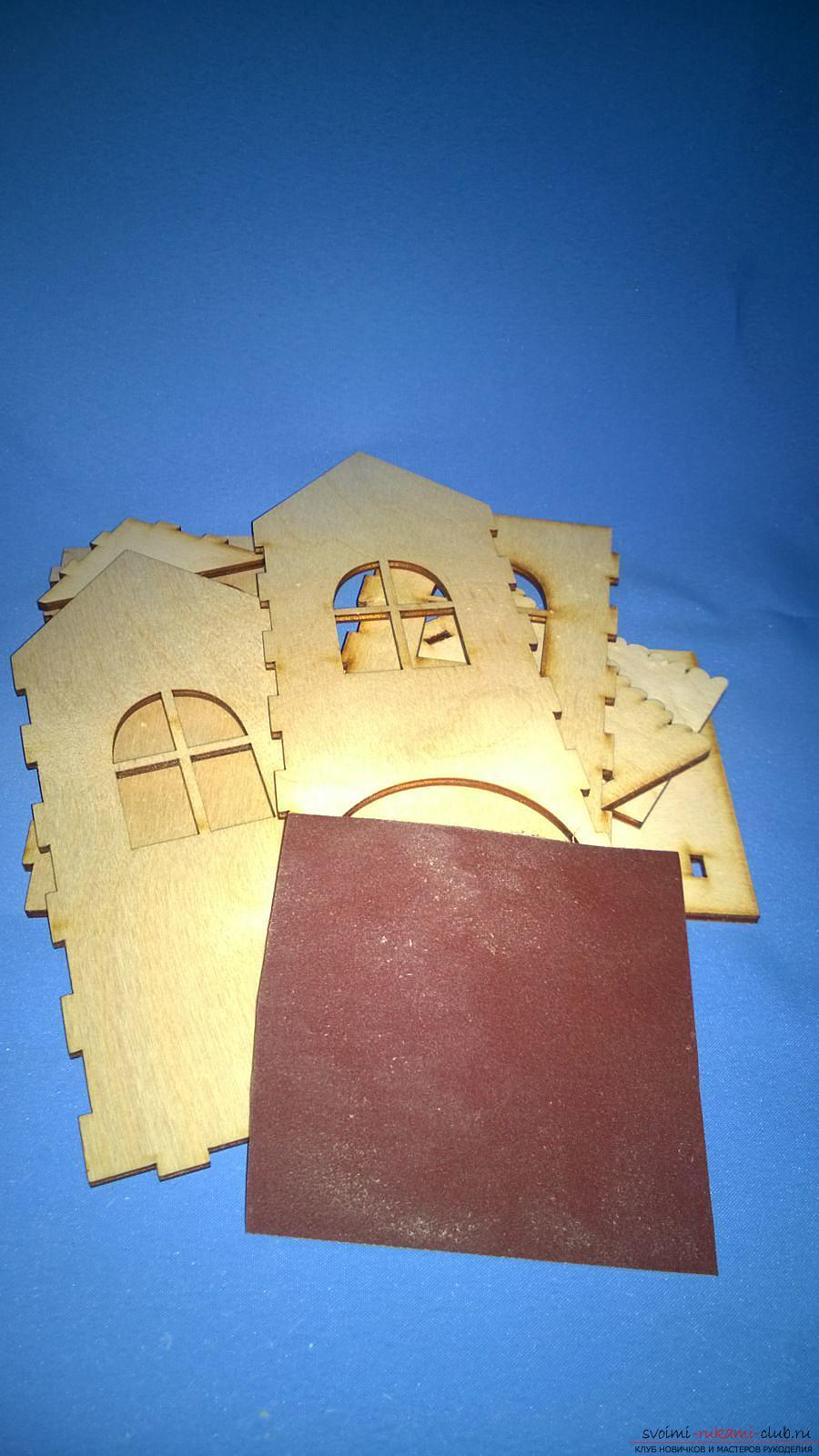 Мастер-класс научит как декорировать оригинальный чайный домик, используя декупаж. Фото №3