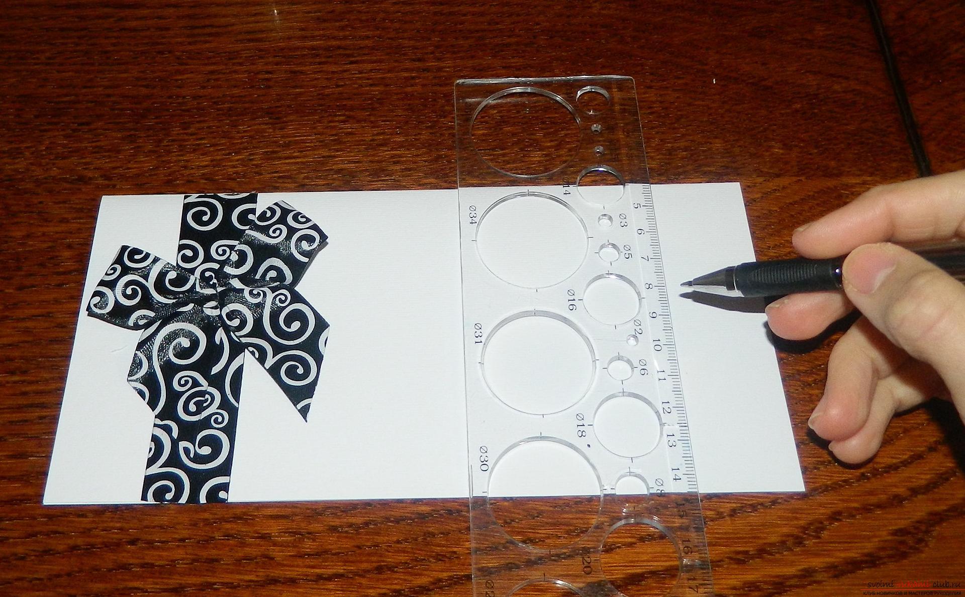 Покажите как делают открытки