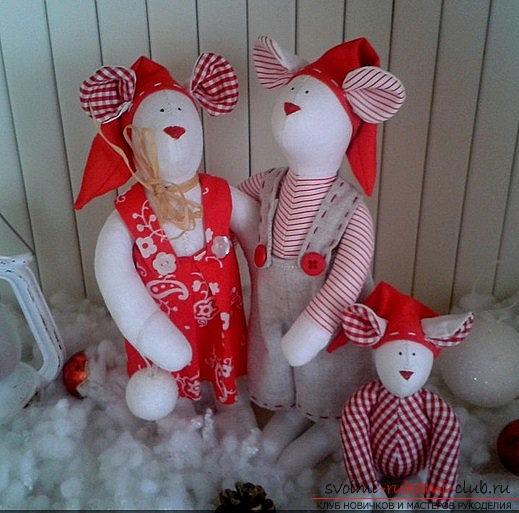 Шьем игрушки куклы своими руками
