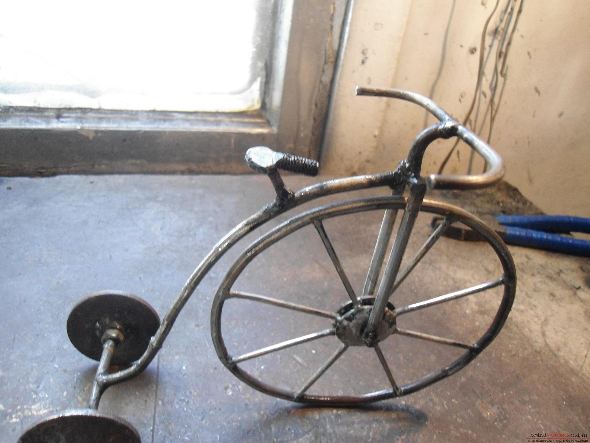 Как можно украсить велосипед своими руками в домашних условиях? 92