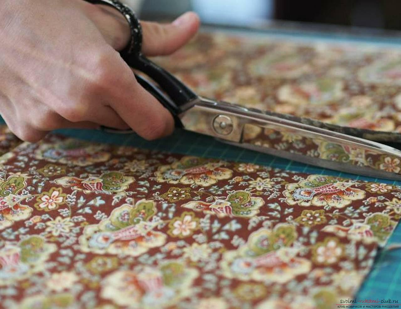 кожаный клатч для женщин своими руками. Фото №1