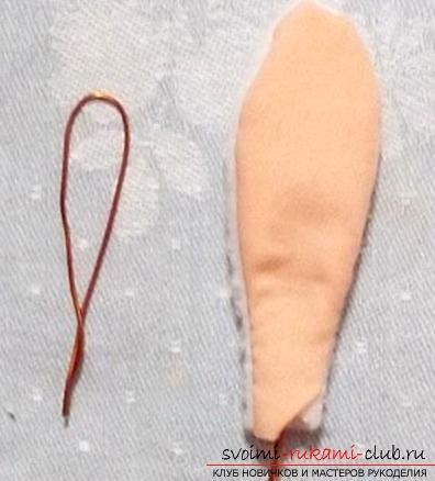 Как сшить заячьи ушки своими руками. Фото №1