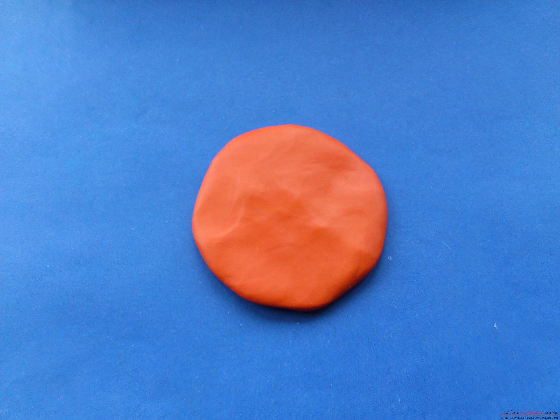 Базовые формы из пластилина: шар, диск, жгут, цилиндр 57
