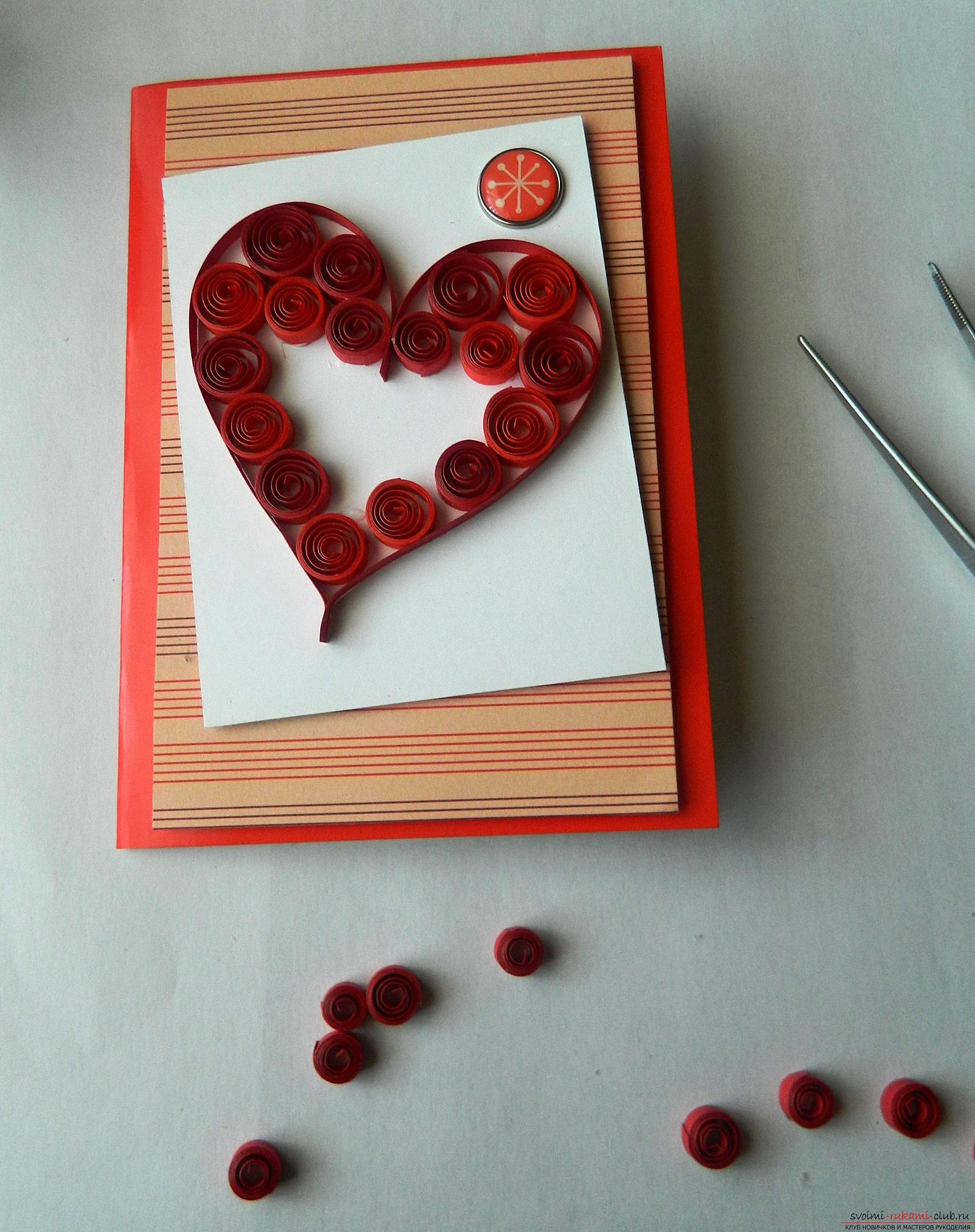 гриб оформление открыток в виде сердца особенностью этой модели