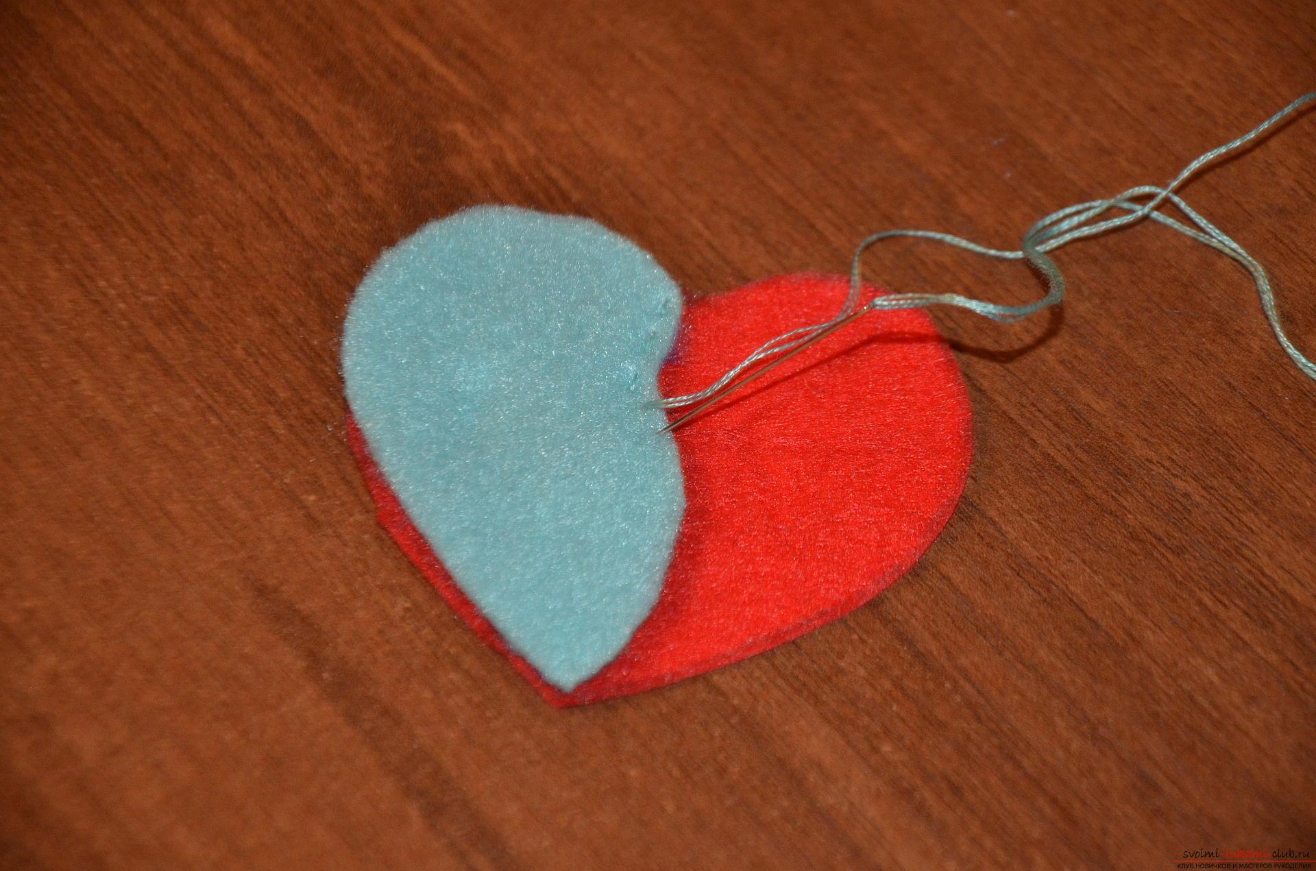 Как сделать сердечко своими руками - 50 идей Море идей 47