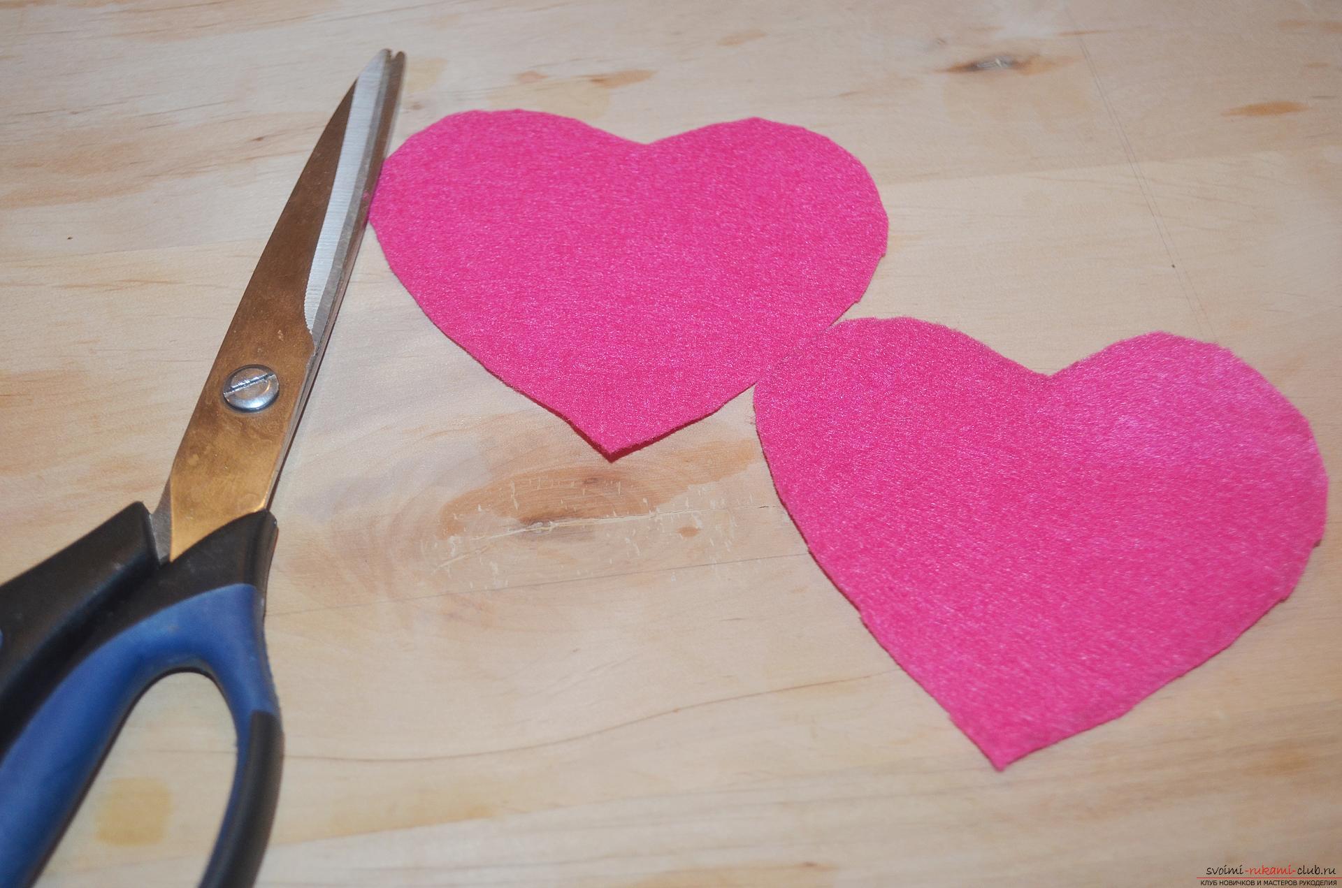 какие валентинки можно сделать из оригами схема