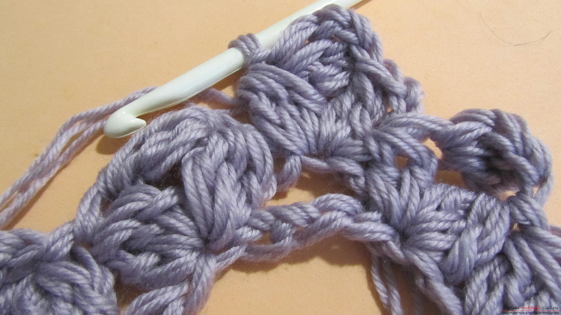 Вязание снуда спицами мастер класс
