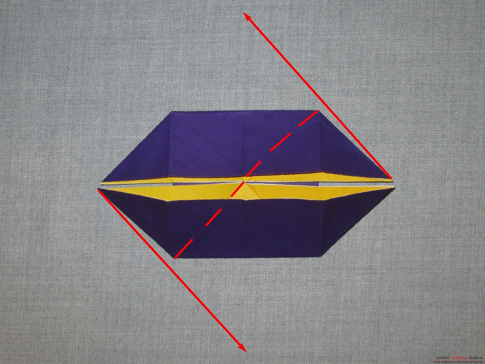 Как делать вертушку из бумаги фото