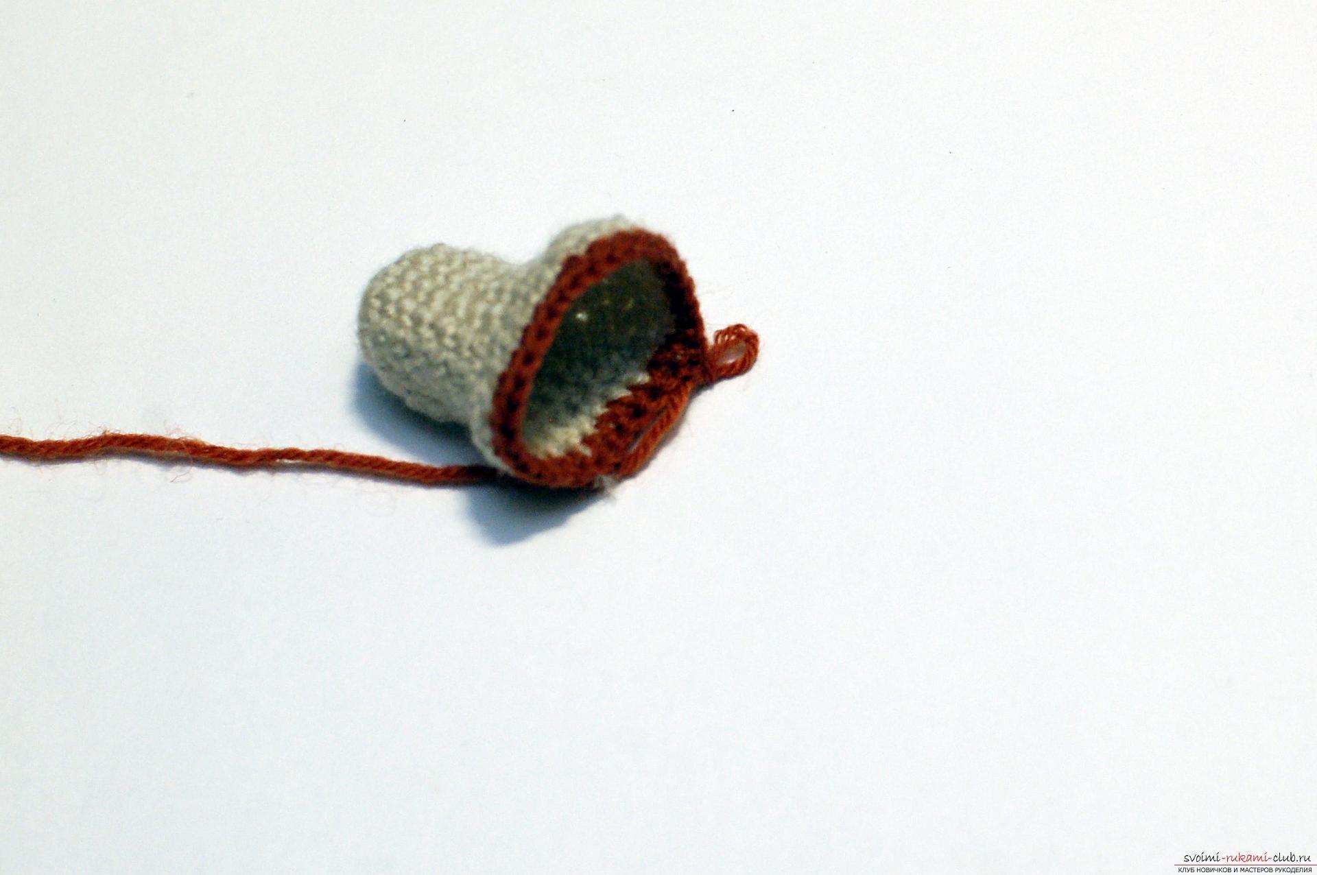 Вяжем игрушки крючком пошагово мастер класс для начинающих