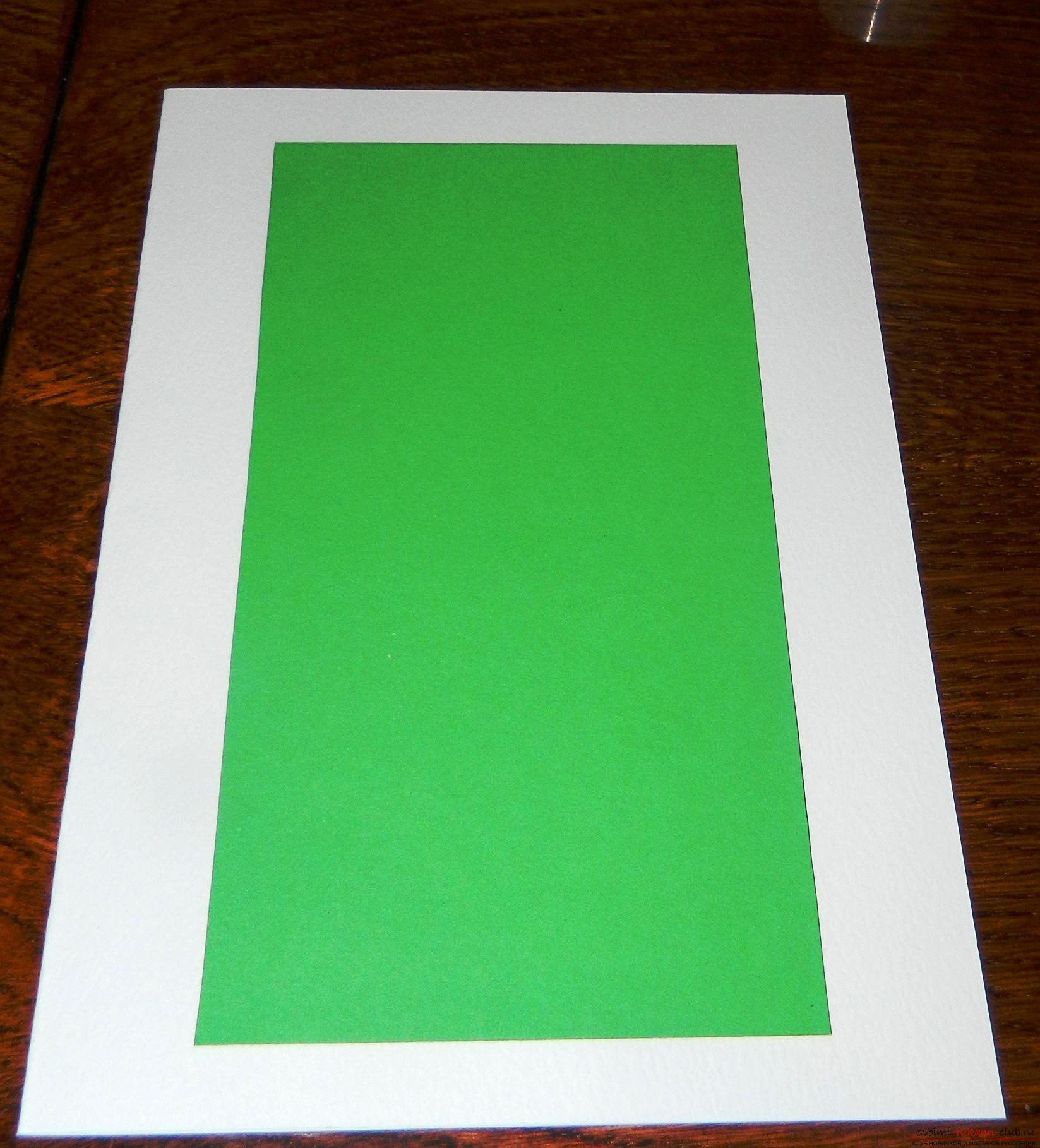 Этот мастер-класс с подробными описанием и фото расскажет как сделать своими руками весенюю открытку в технике квиллинг.. Фото №17