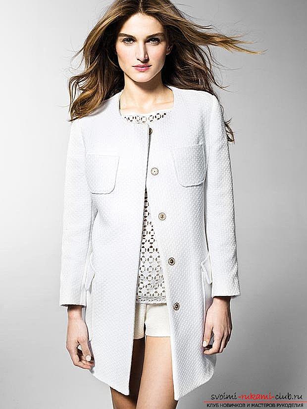 Легкое пальто - тренд весны-лета 2016 на Лотерея, выкройки женского пальто