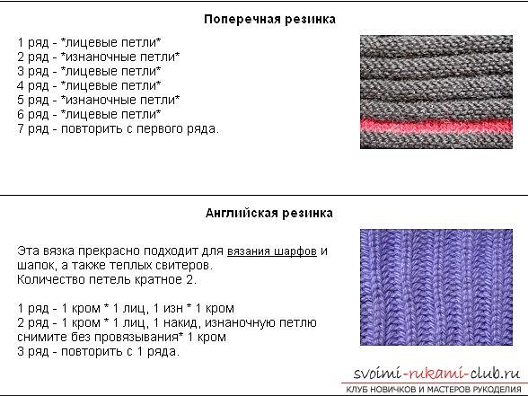 вязаный спицами шарф для женщин. Фото №3