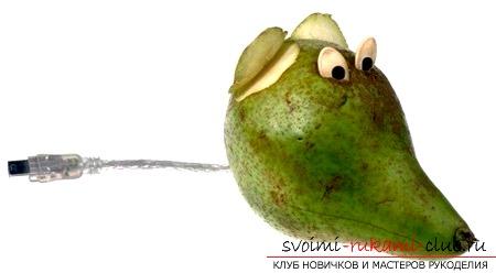 Обучающая статья о том, как создавать превосходные поделки из овощей и фруктов