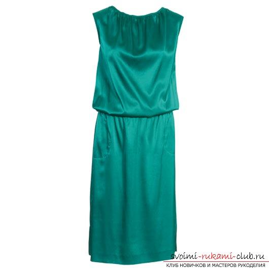 Как сделать выкройку для прямого платья с рукавами