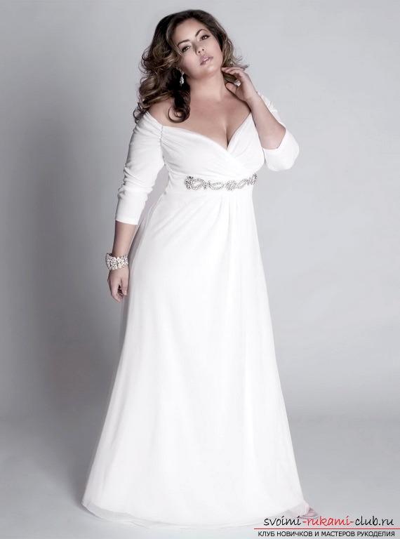 С завышенной полных выкройки готовые платья талией для