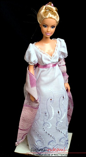 Платья своими руками из подручных материалов на