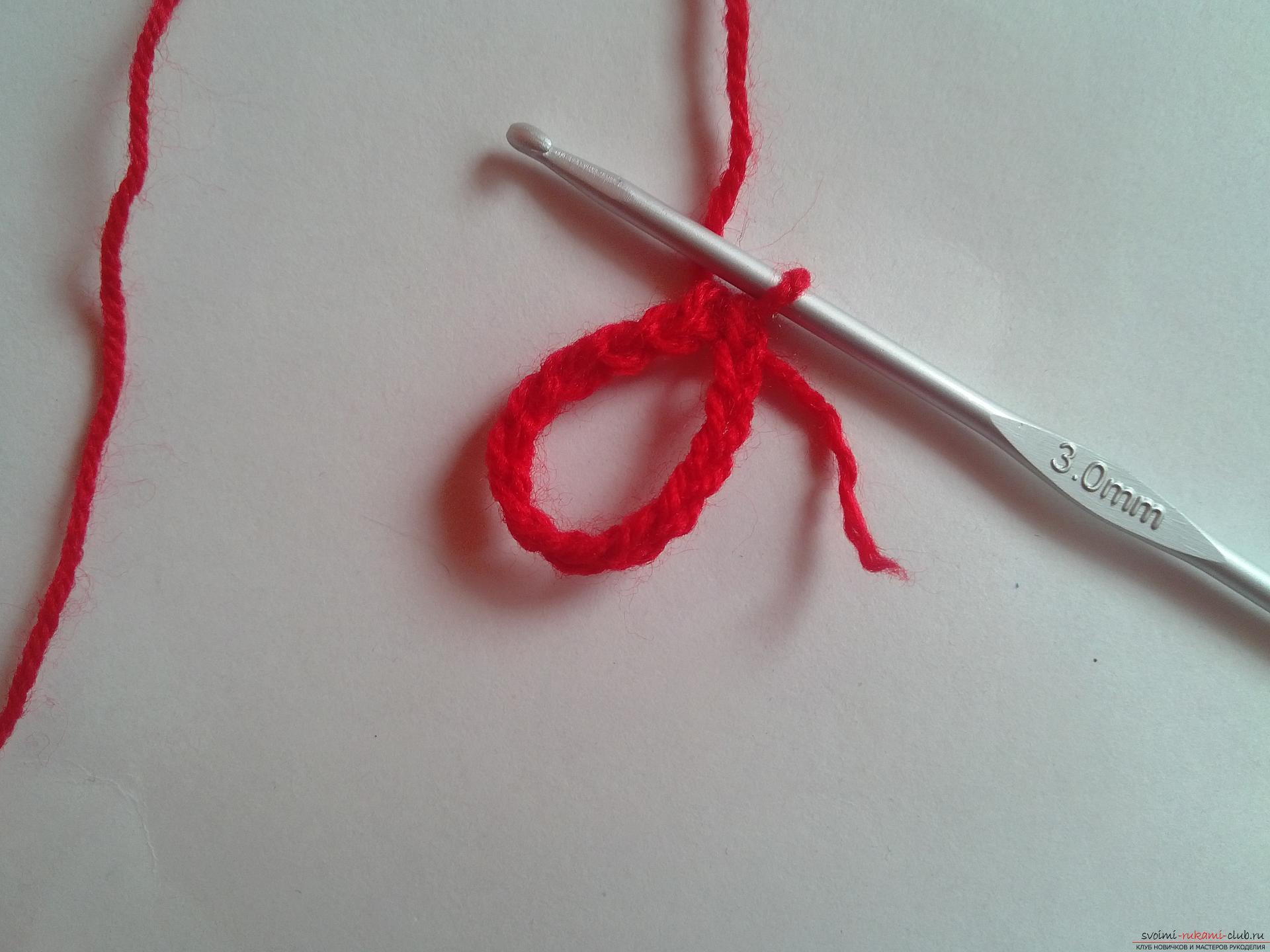 Вязание крючком по нашему мастер-классу поможет связать одежду для кукол Монстер Хай – брюки и топ.. Фото №7