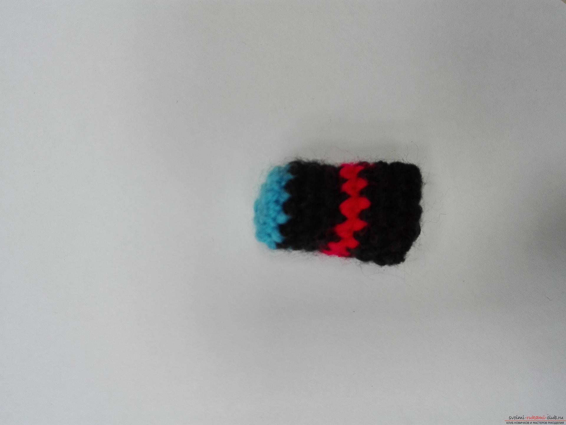 Вязание крючком игрушки для начинающих мишка схема