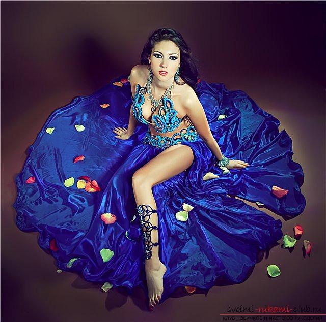 Восточные юбки и платья