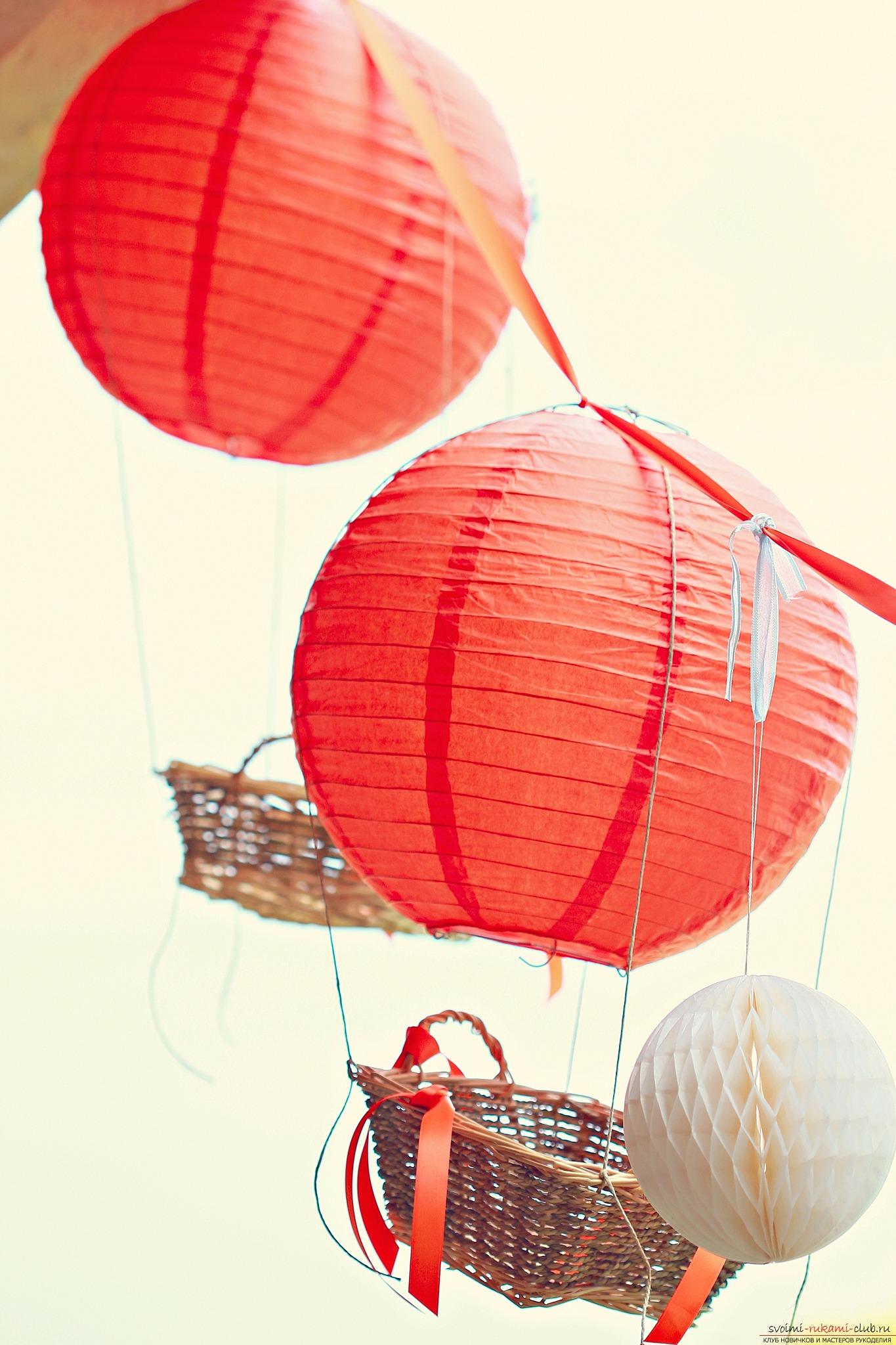 Воздушный шар 72