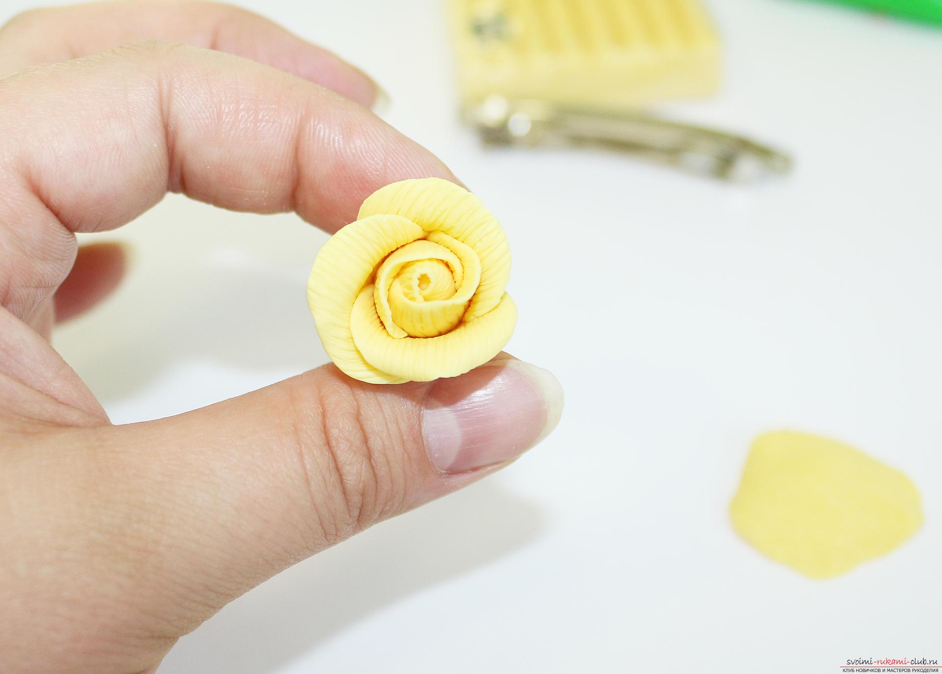 Как сделать заколку или резинку своими руками
