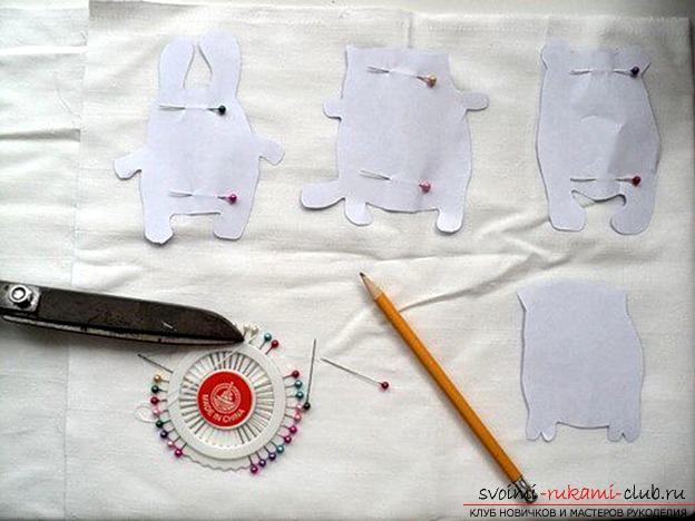 Легко и просто создаём красивые зверушки своими руками из подручных материалов