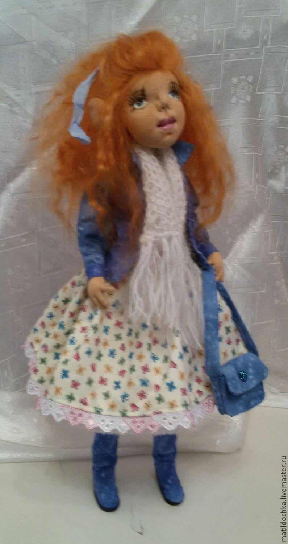 Кукла Эльфиечка. Фото №1