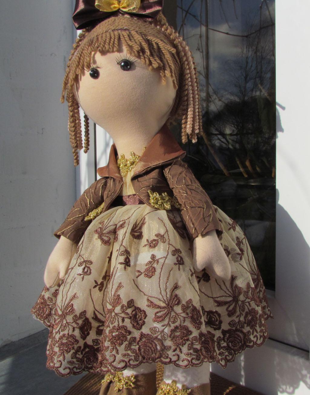 Куклы своими руками фото мастер