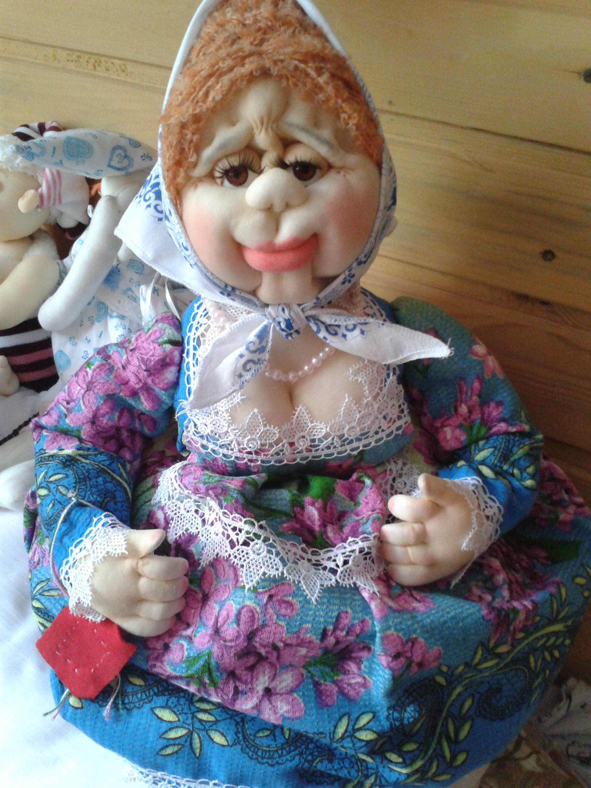 Кукла на чайник своими руками мастер-класс, грелка на чайник выкройка 53