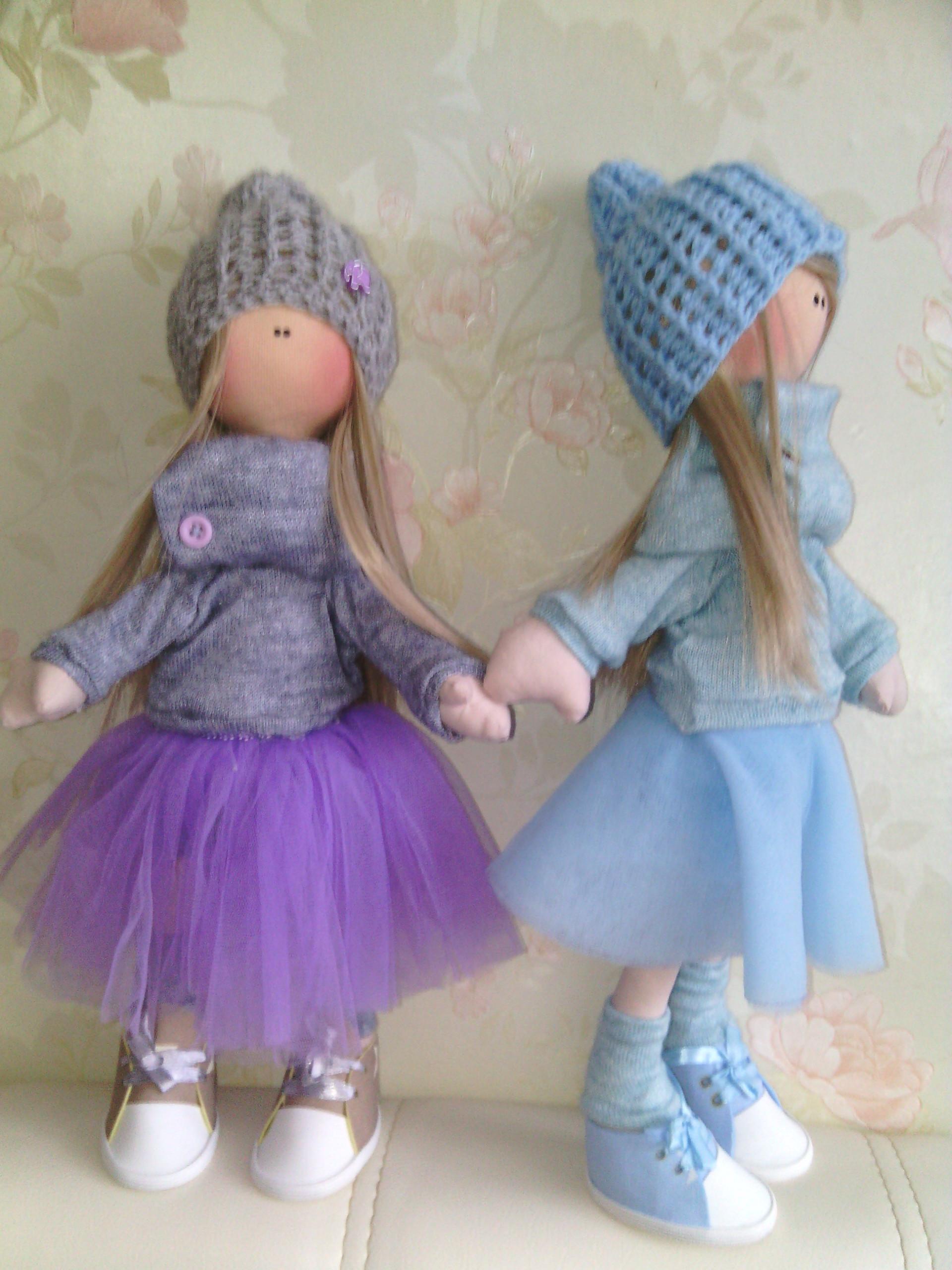 Куклы хобби своими руками