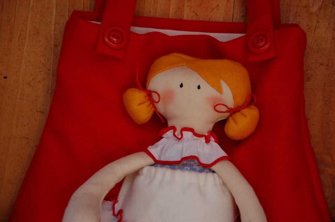 Сумочки для кукол своими руками 16 Fashion Dolls: FR16 35
