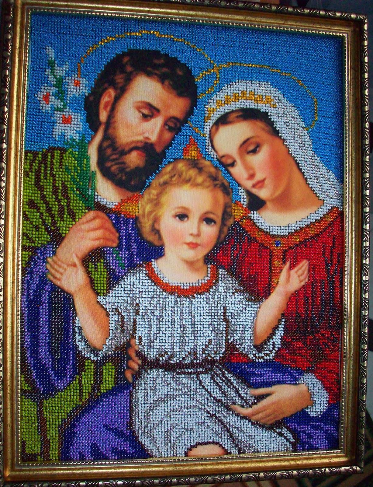 иконы фото семьи