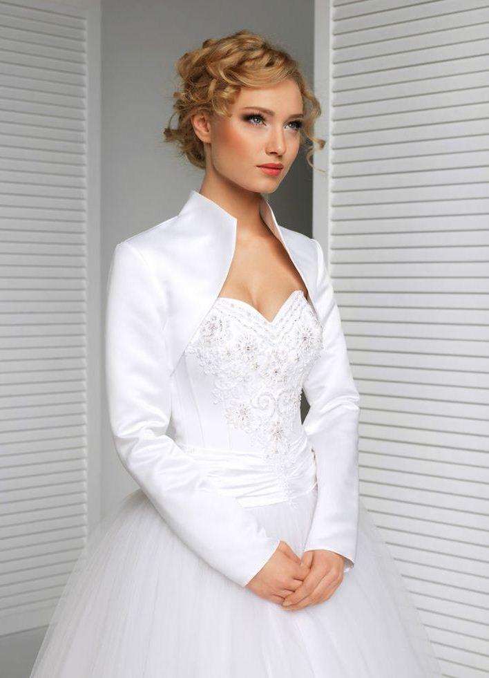 50fba3a922fcad0 Свадебное болеро своими руками. Выкройка. Фото №2