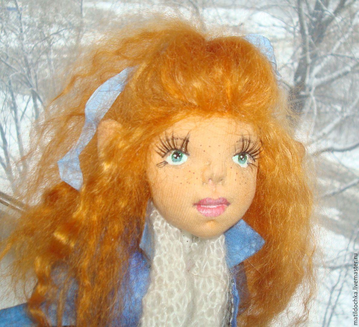 Кукла Эльфиечка. Фото №2