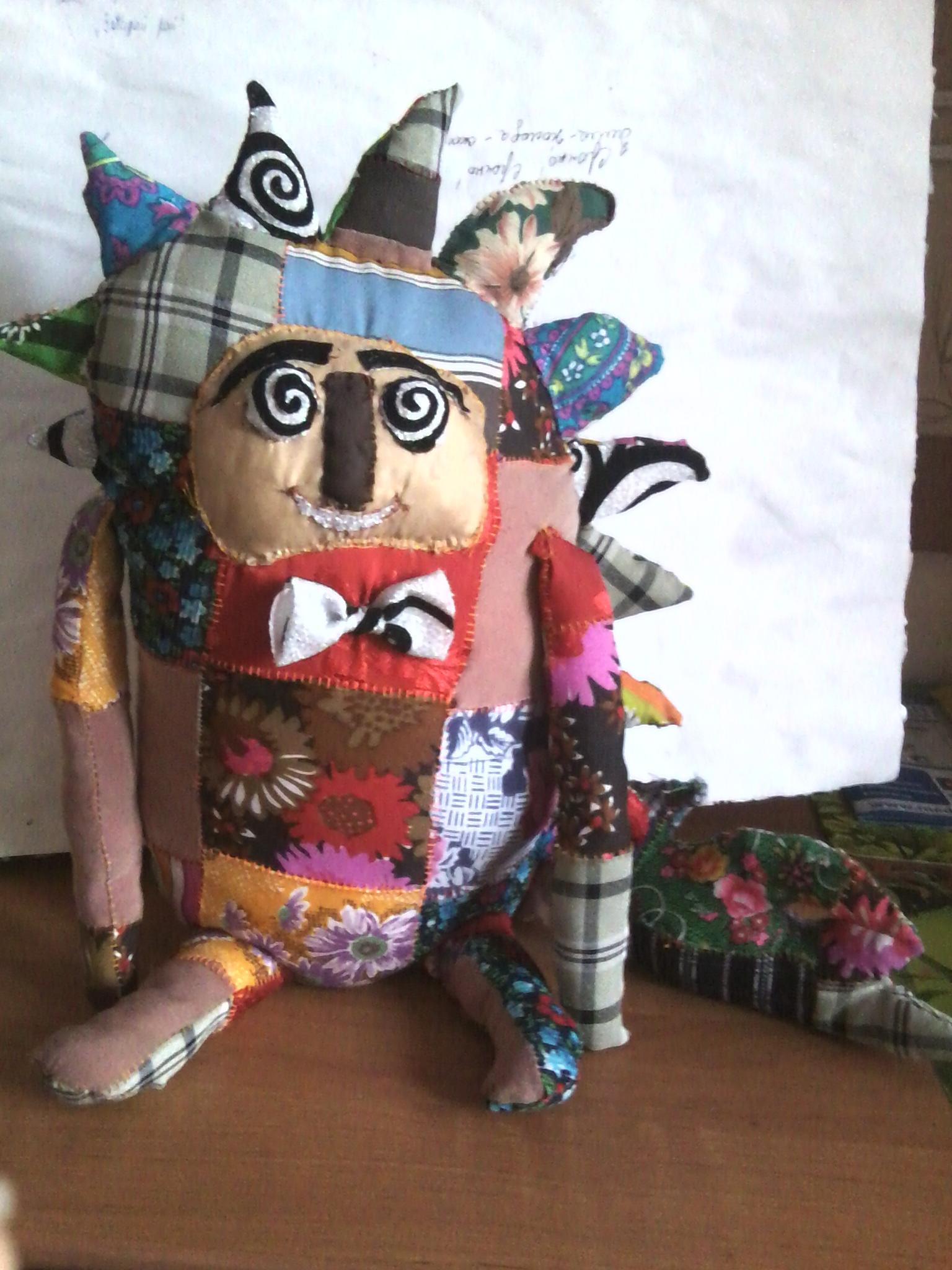 Куклы и игрушки: мастер-классы для начинающих и