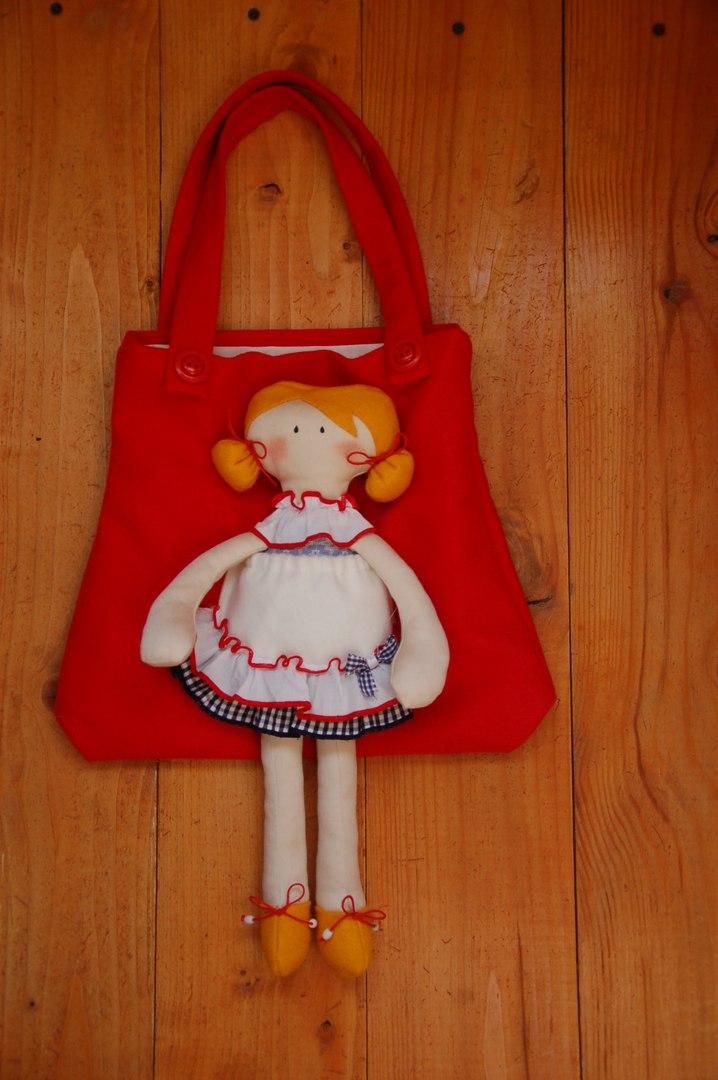 Сумочки для кукол своими руками мастер класс 83
