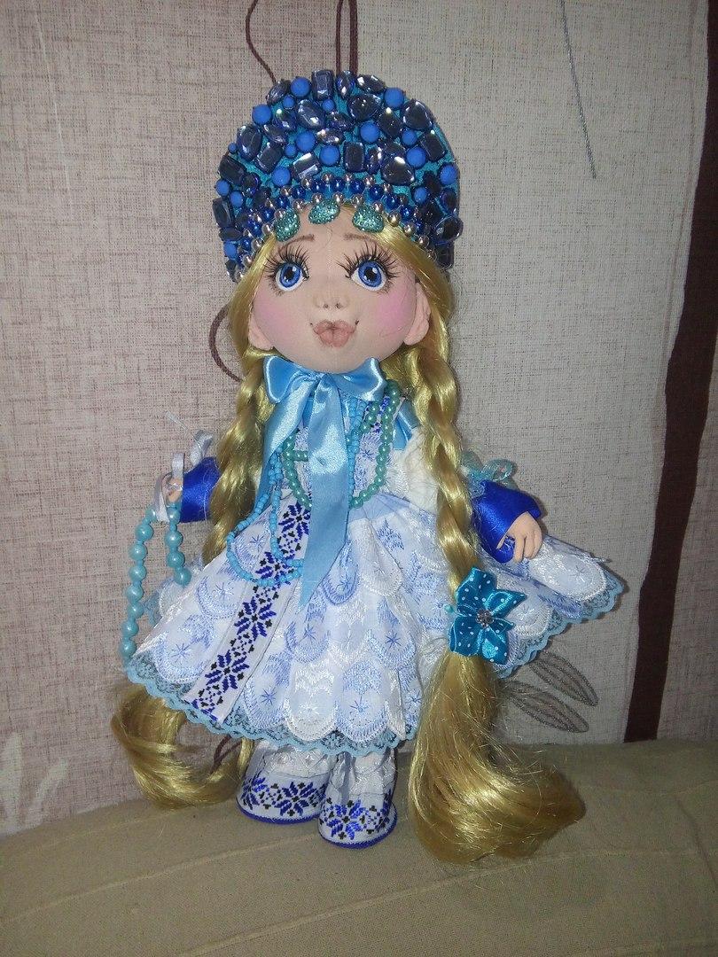 Куколка Льдинка. Фото №1