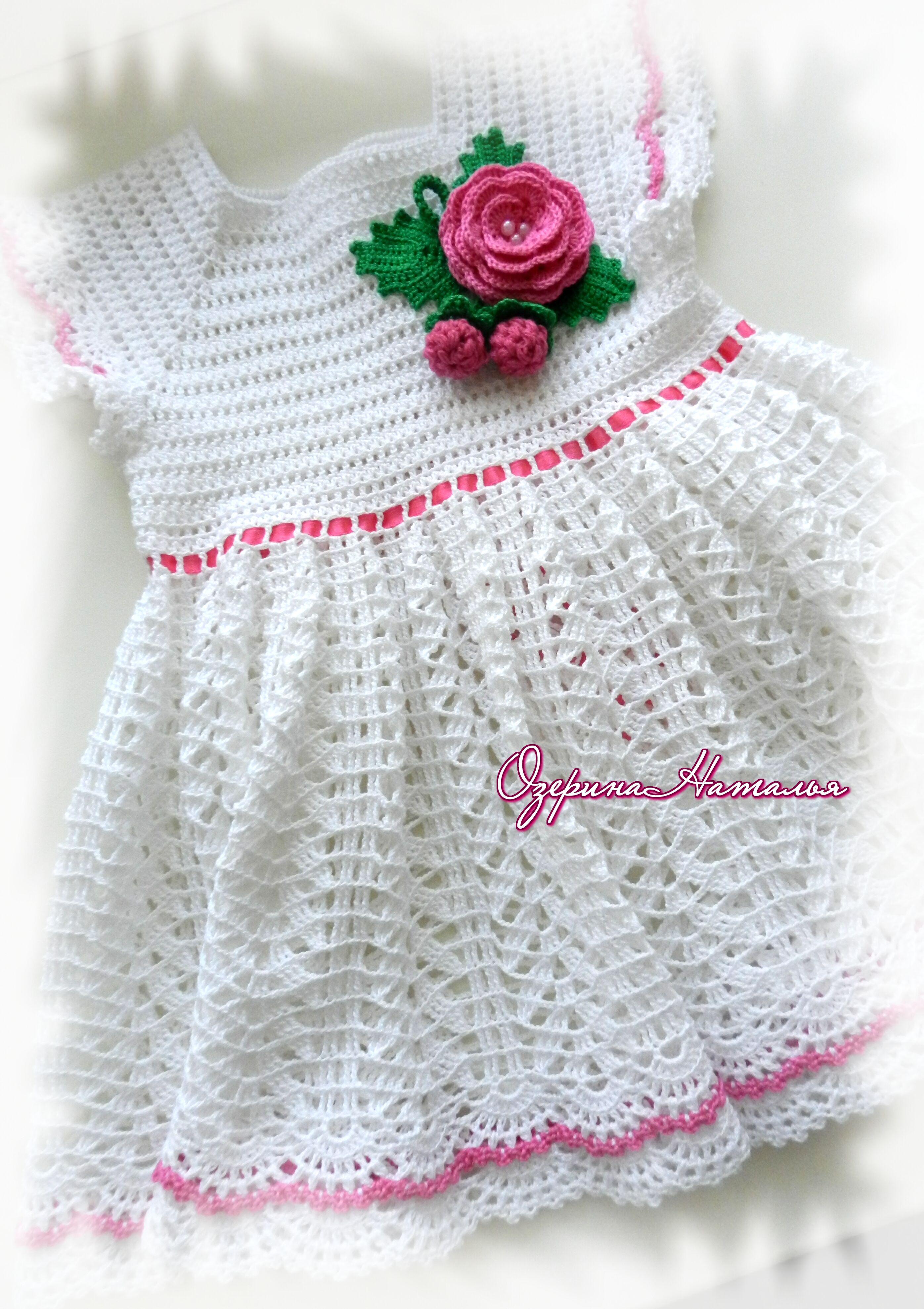 Вязание для девочек - Страна Мам 31