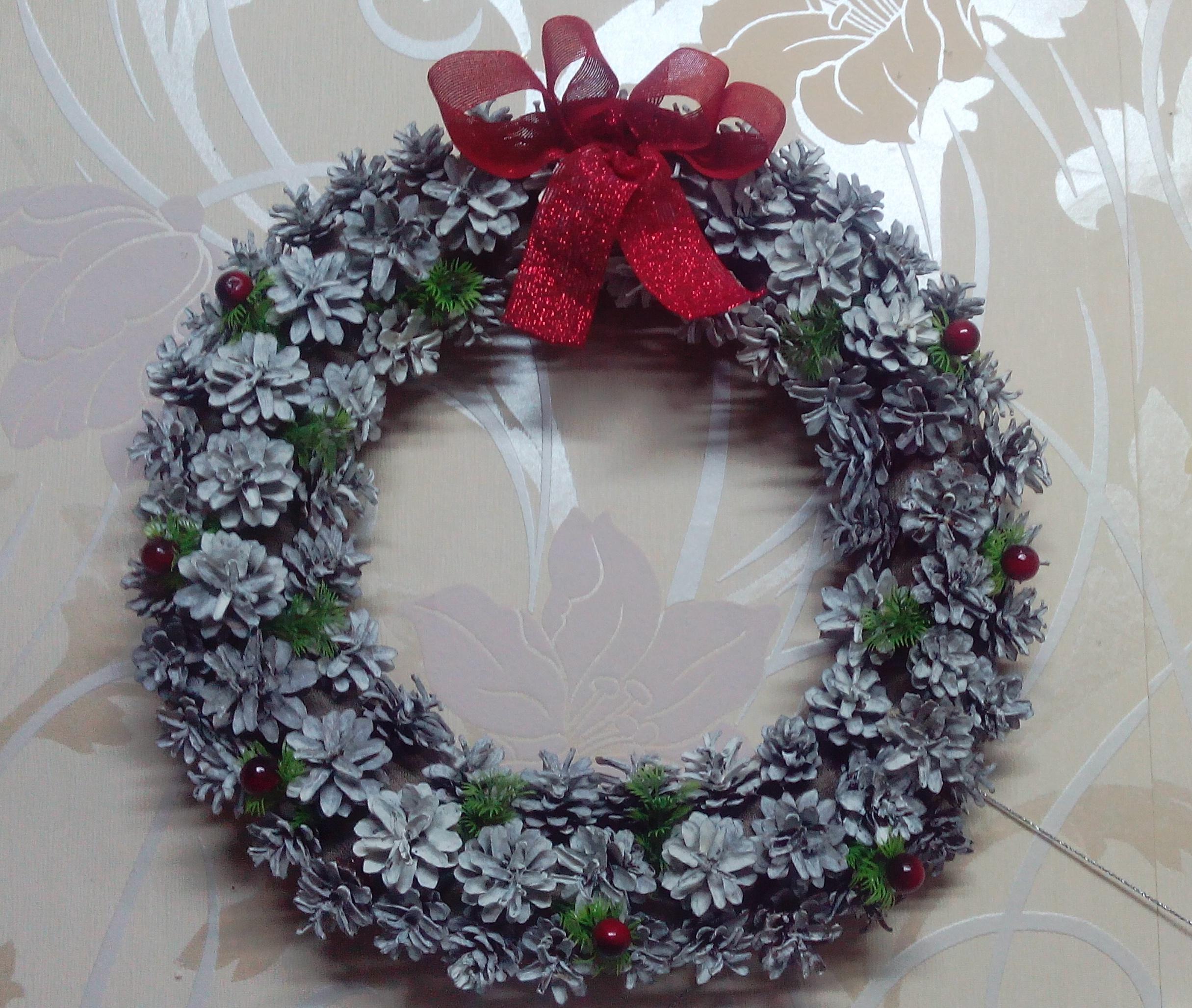 Основы для рождественских венков 158