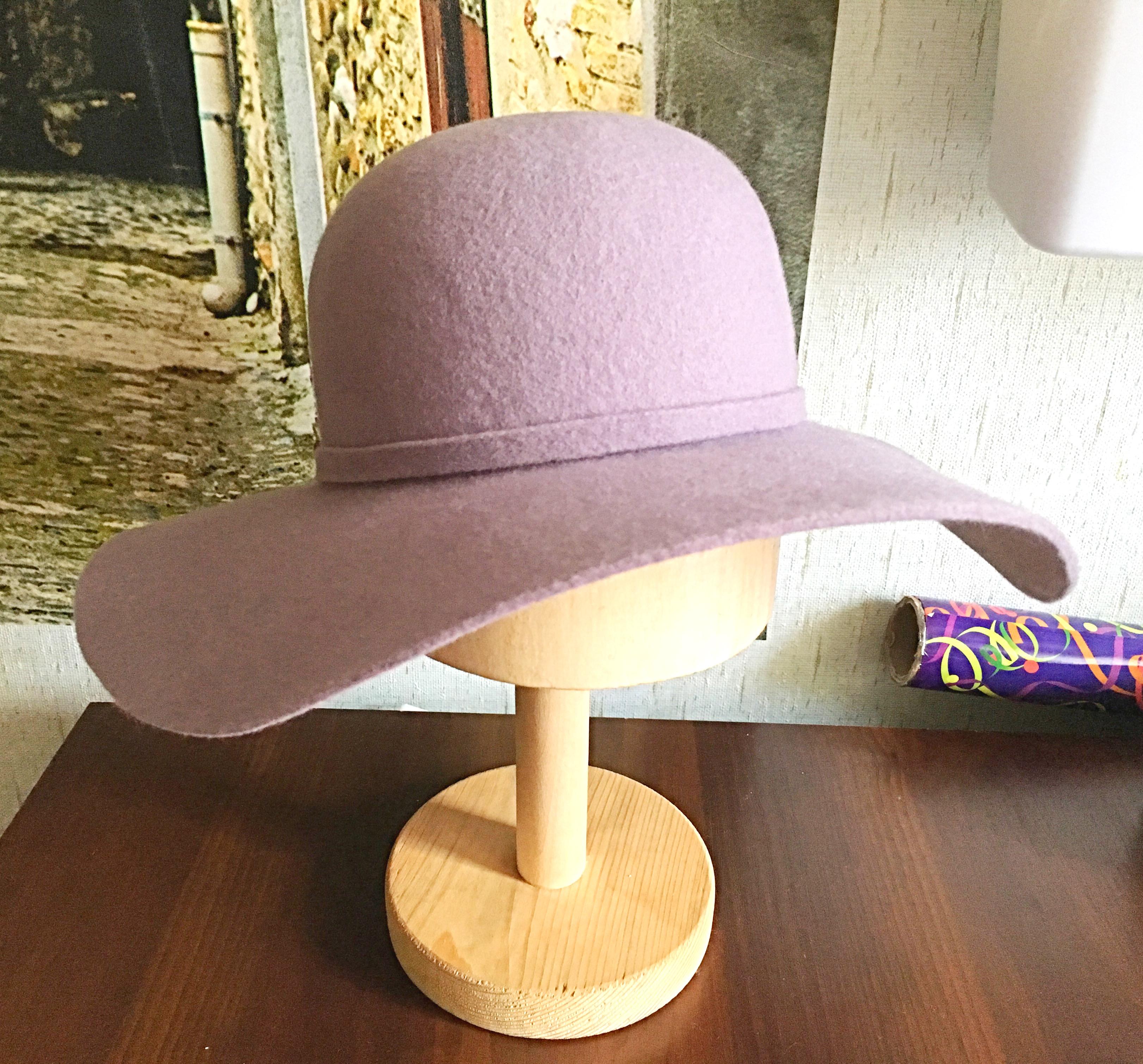 Шляпы из фетра своими руками мастер класс